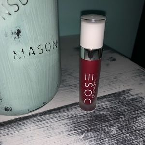 """Dose of Colors Liquid Lipstick in """"Extra Saucy"""""""